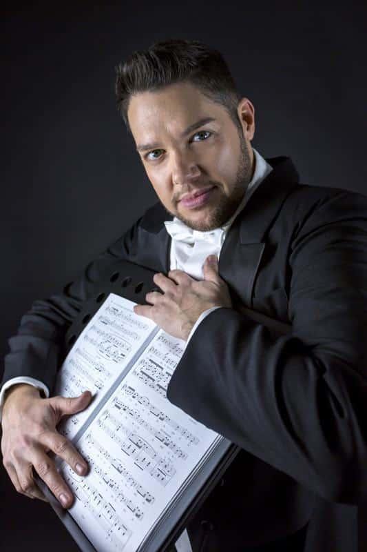 Edgardo Rocha Portrait