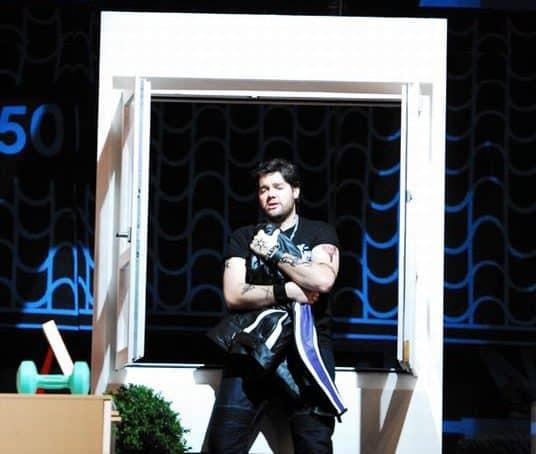 La scala di seta, Zürich Opernhaus 2011